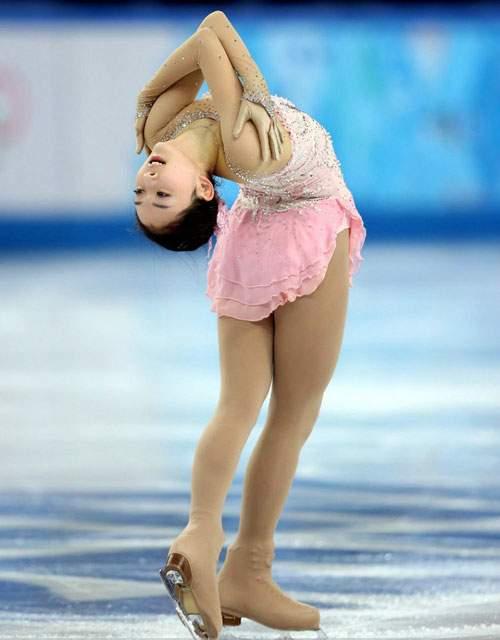 Những tư thế trượt băng nghệ thuật tuyệt đẹp 6