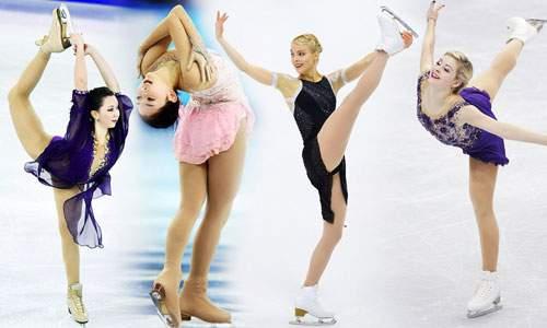 Những tư thế trượt băng nghệ thuật tuyệt đẹp 3