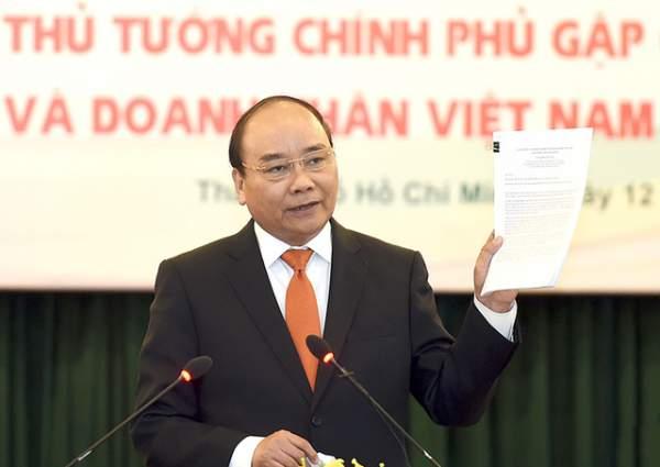 Thủ tướng lắng nghe hiến kế của doanh nghiệp, chuyên gia kiều bào 1