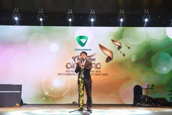 Vietcombank Sở giao dịch tổ chức thành công Hội nghị khách hàng thân thiết năm 2016 1