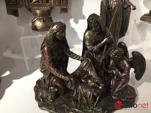 Chục triệu mỗi món đồ trang trí Giáng sinh đẹp hút mắt 4