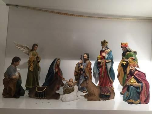 Chục triệu mỗi món đồ trang trí Giáng sinh đẹp hút mắt 5