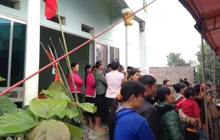 """Thảm án ở Hà Giang: """"Thấy bố điên lên phải chạy ngay"""" 1"""