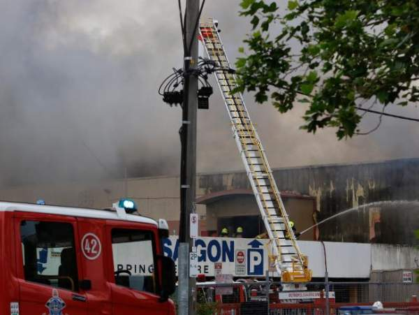 Cháy lớn chợ người Việt ở Úc, thiệt hại gần 300 tỉ 3