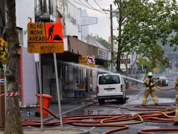 Cháy lớn chợ người Việt ở Úc, thiệt hại gần 300 tỉ 6