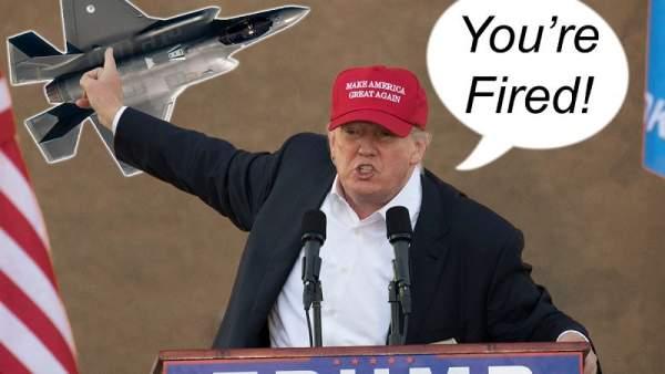 Trump đe dọa chương trình vũ khí tốn kém nhất lịch sử Mỹ 1
