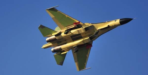 """Không cần Nga, Trung Quốc sản xuất hàng loạt """"Su-35"""" 1"""