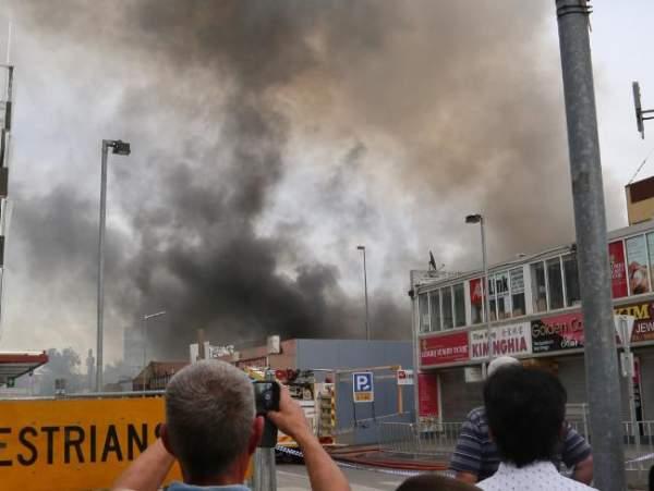 Cháy lớn chợ người Việt ở Úc, thiệt hại gần 300 tỉ 1