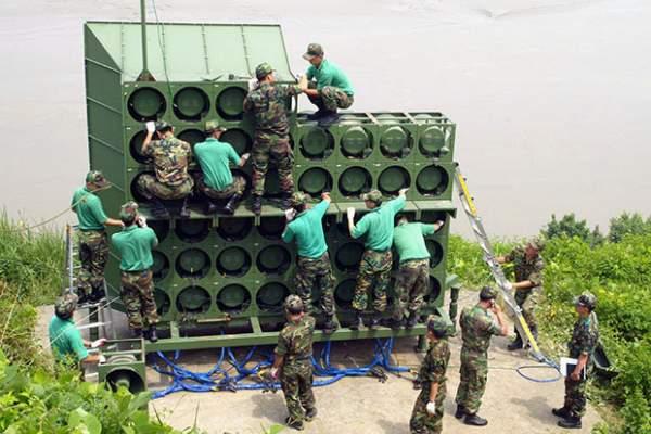 Cuộc chiến âm thanh kỳ lạ ở khu vực phi quân sự Hàn-Triều 3