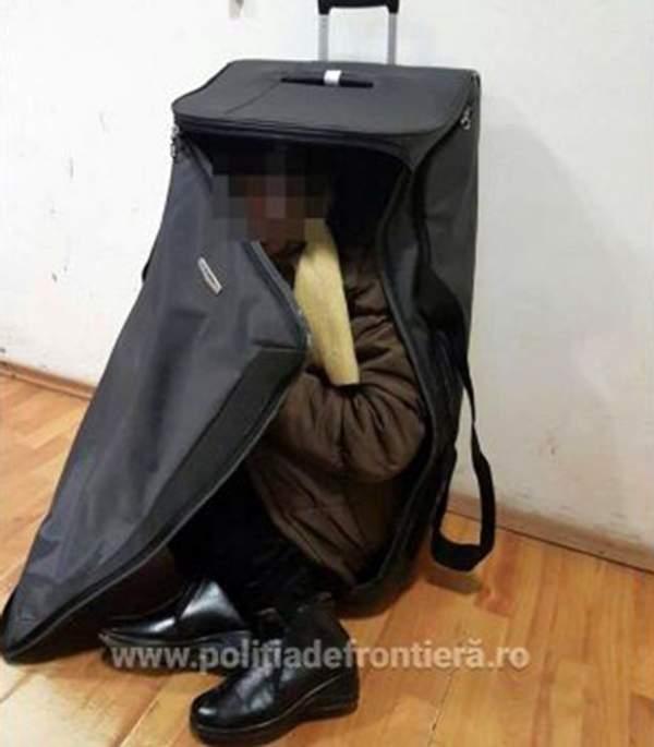 Romania: Mở vali bị bỏ lại trên tàu, thấy điều kinh ngạc 2
