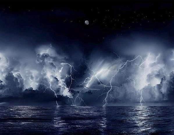 """Dòng sông khổng lồ """"trên trời"""" có thể xóa sổ sự sống 1"""