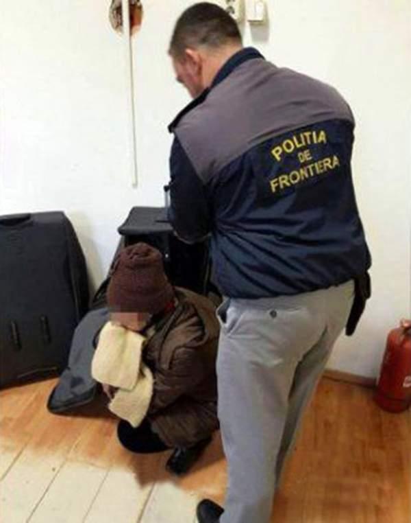 Romania: Mở vali bị bỏ lại trên tàu, thấy điều kinh ngạc 1