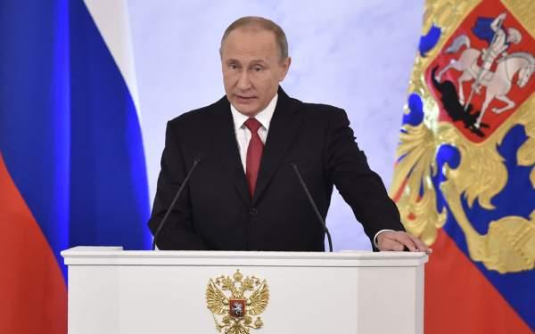 Putin được chọn là người quyền lực nhất năm 2016 1