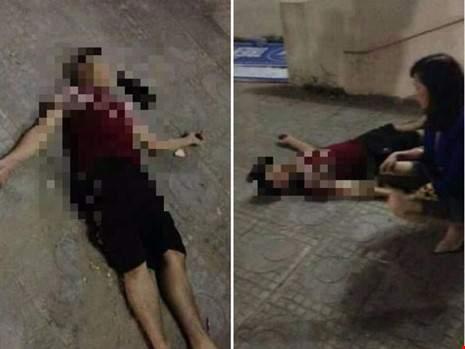 Nam sinh viên tử vong giữa khuôn viên trường 1