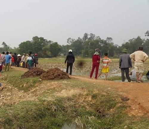 Vụ người đàn ông chết ở mương nước: Khởi tố 6 đối tượng 1