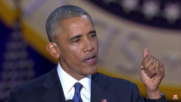 Vì sao con gái út ông Obama vắng mặt khi bố phát biểu? 1