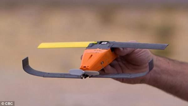 Mỹ thử nghiệm UAV siêu nhỏ bay theo đàn như châu chấu 1