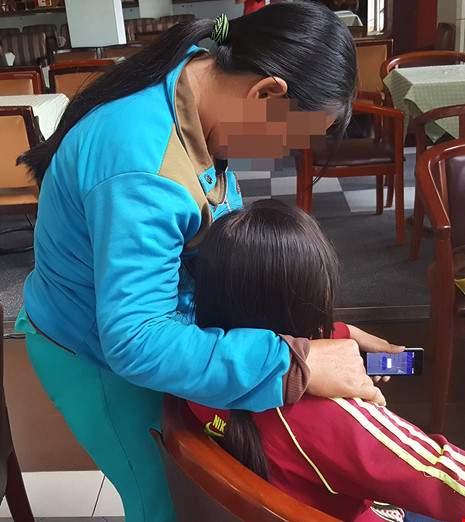 Một bé gái bị xâm hại tình dục nghiêm trọng 1