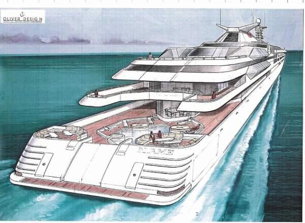 Trump từng đặt du thuyền đắt nhất thế giới nhưng hết tiền 5