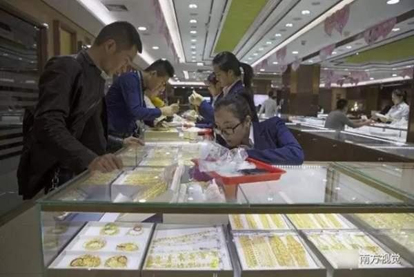 Ngôi làng nhiều vàng bạc châu báu nhất Trung Quốc 2