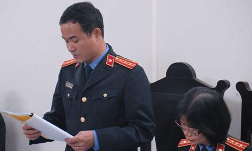 Đại án Vinashinlines: Bố con Giang Kim Đạt kêu oan 2
