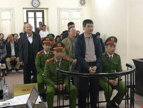 Giang Kim Đạt bị đề nghị mức án tử hình 1