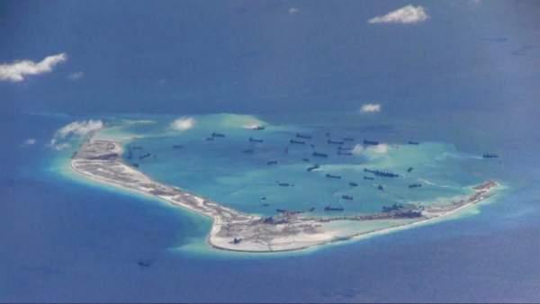 Mỹ: TQ xây xong nhà chứa tên lửa bất hợp pháp ở Biển Đông 1