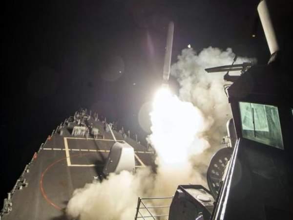Người ủng hộ Trump quay lưng sau vụ nã tên lửa Syria 4