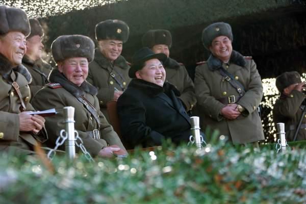 Trump cân nhắc đặt vũ khí hạt nhân ở bán đảo Triều Tiên? 2