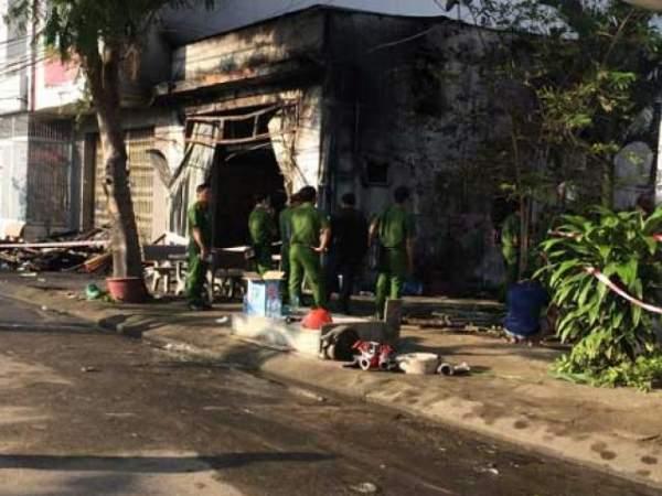 Cháy nhà 3 người chết ở Đà Nẵng: Cha mẹ bất lực nhìn con gái kêu cứu 2