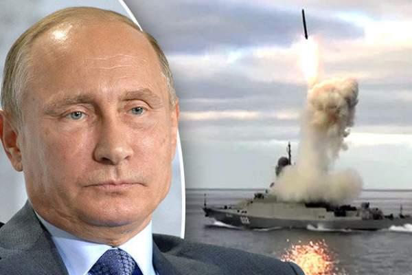 Nga có mạnh tay nã tên lửa đáp trả Mỹ ở Syria? 1
