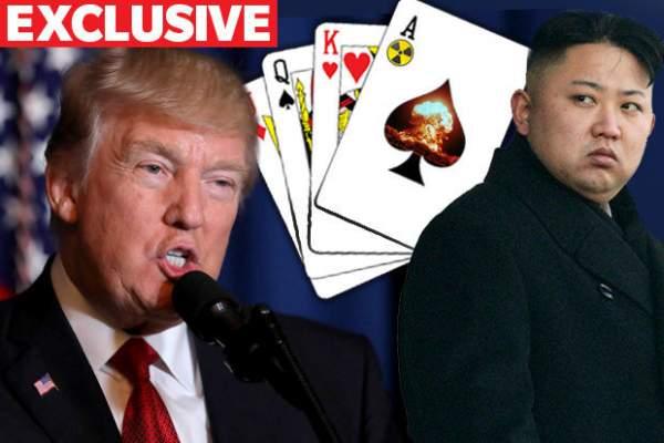 """Nguy cơ ông Trump bất ngờ """"dội bão lửa"""" vào Triều Tiên 1"""