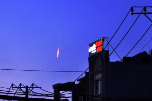 Xuất hiện vệt sáng bí ẩn trên bầu trời Sài Gòn 6