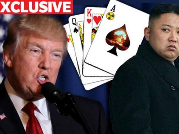 """Trump """"đổ dầu vào lửa"""" trước lời đe hạt nhân Triều Tiên 4"""