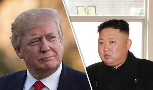 """Trump muốn dội """"bão lửa"""" Triều Tiên hơn là đấu với Nga? 2"""