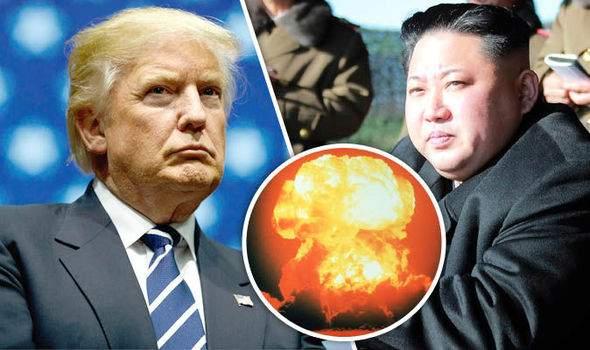 """Trump muốn dội """"bão lửa"""" Triều Tiên hơn là đấu với Nga? 1"""