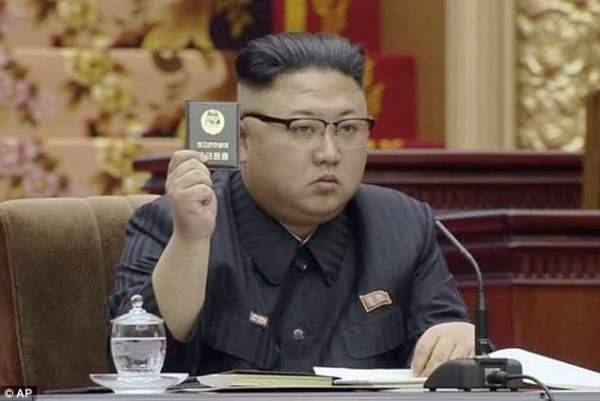 Triều Tiên tuyên bố sẵn sàng dội bom hạt nhân vào Mỹ 2