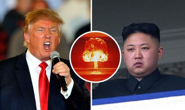 """Trump """"đổ dầu vào lửa"""" trước lời đe hạt nhân Triều Tiên 1"""