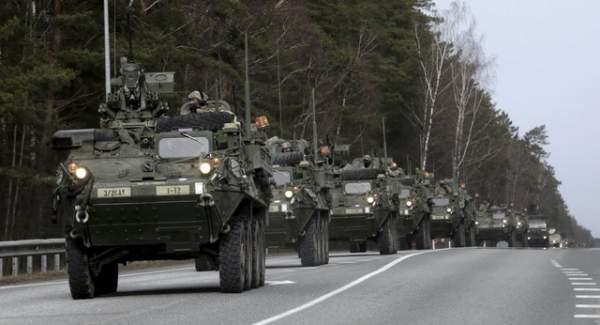 Ác mộng tệ nhất của Mỹ: Đánh nhau với Nga, TQ cùng lúc 4