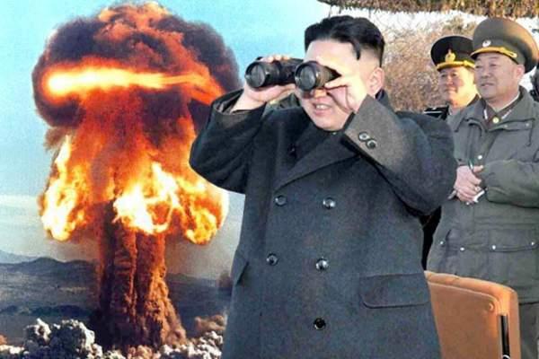 Mặc Trump dọa, Triều Tiên sắp thử hạt nhân cực lớn? 1