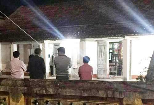 Xác định nguyên nhân vụ nổ chấn động làng quê, 3 người chết 1