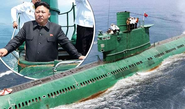 Đội tàu ngầm Triều Tiên đã sẵn sàng giáng đòn hạt nhân? 1