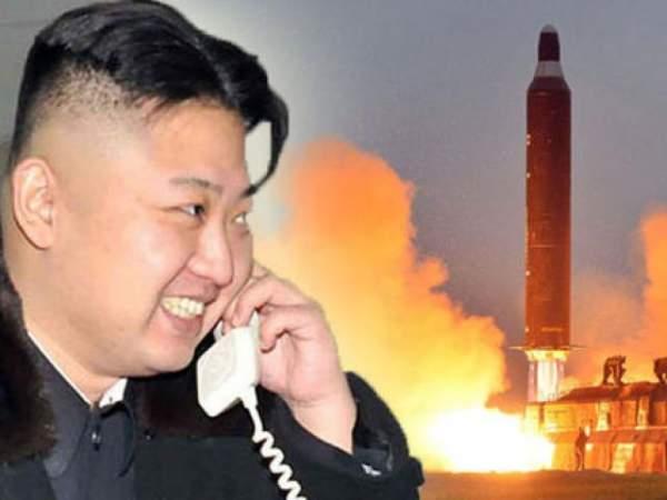 """Triều Tiên căng thẳng, TQ """"khoe"""" tên lửa cỡ khủng 6"""