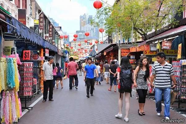 Lý Quang Diệu dẹp vỉa hè bát nháo ở Singapore thế nào? 3