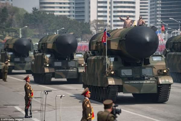 Lý do Triều Tiên chưa thử hạt nhân răn đe Mỹ 3