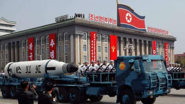 Lý do Triều Tiên chưa thử hạt nhân răn đe Mỹ 1