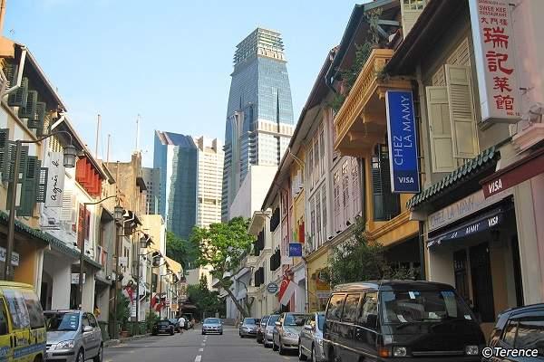 Lý Quang Diệu dẹp vỉa hè bát nháo ở Singapore thế nào? 4