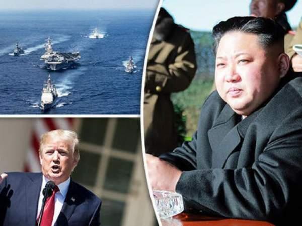 Ngày 15.4, Triều Tiên từng khiến Mỹ định dội bom hạt nhân 5