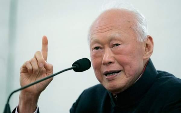 Lý Quang Diệu dẹp vỉa hè bát nháo ở Singapore thế nào? 1