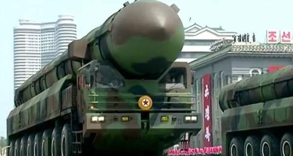 Triều Tiên khoe tên lửa đạn đạo tầm bắn bao phủ toàn Mỹ 1